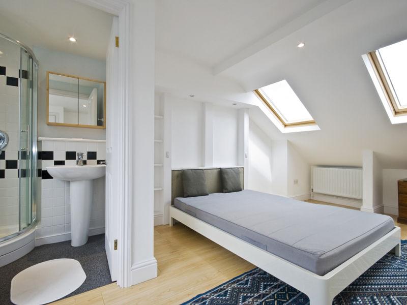 Dachgeschossausbau individuell  hochwertig  RAUMAX