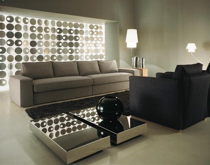 Wohnzimmergestaltung mit Atmosphre  RAUMAX