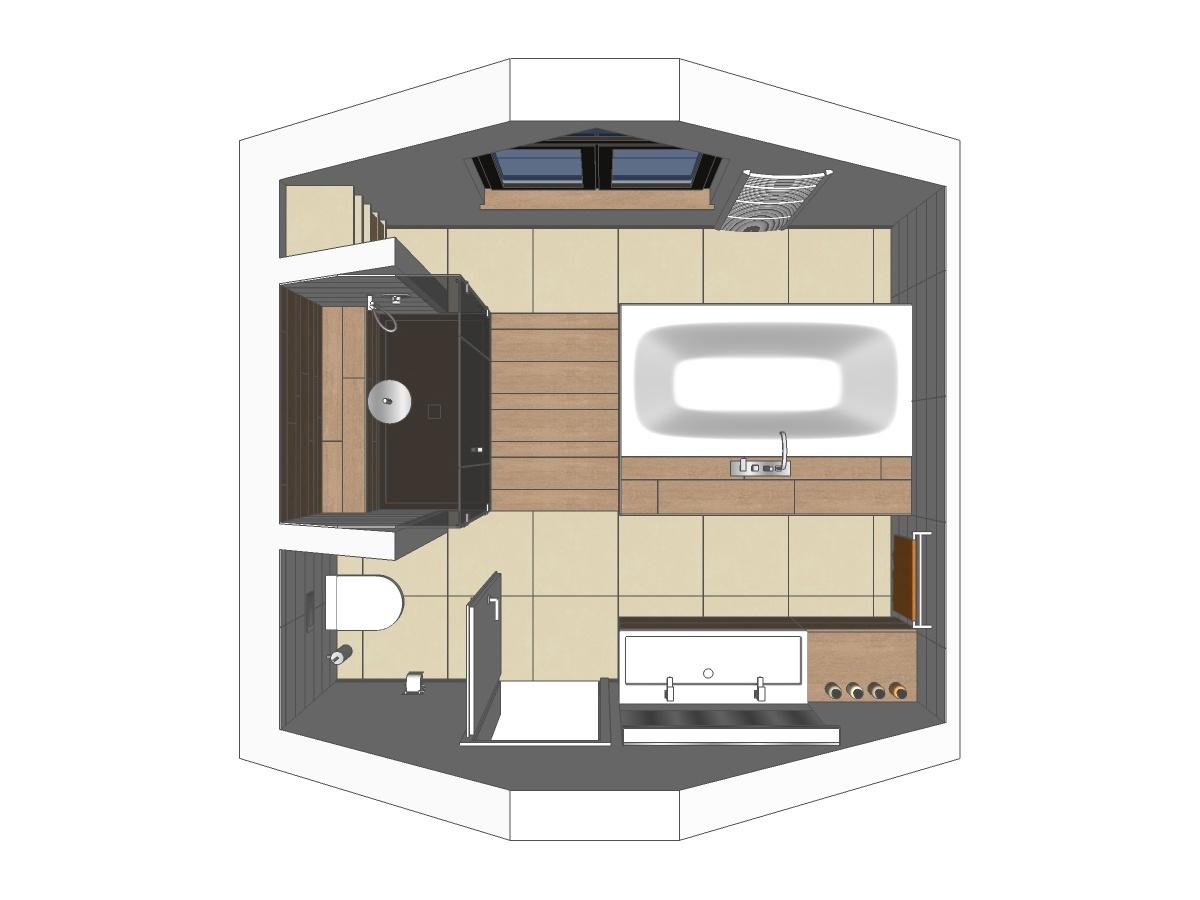 Badezimmer Planung Am Pc