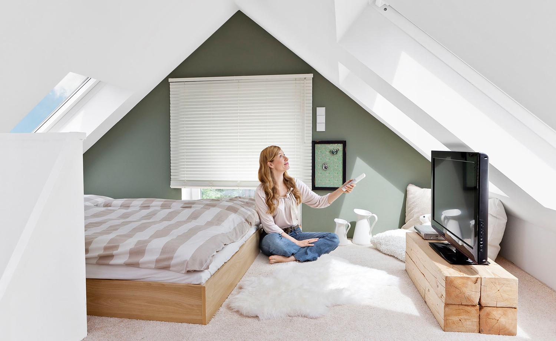 Wohnung mit Dachschrge chic einrichten  Raumideenorg