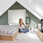 Wohnung Mit Dachschrage Chic Einrichten Raumideen Org