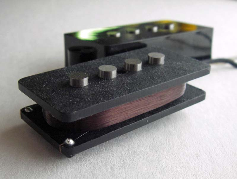Single Coil P Bass Single Coil Wiring Diagram Single Coil Pickup