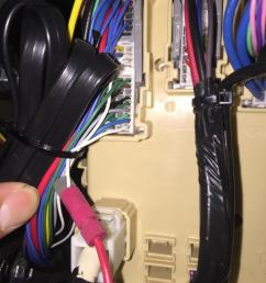 pin 56 white wire the very bottom right wire on fog light switch red wire connect to the red wire of vsc switch sorry i dont have a picture of it  [ 900 x 1200 Pixel ]