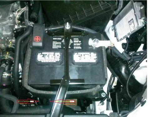 small resolution of inlet supply line and outlet return line rav4 2014 jpg