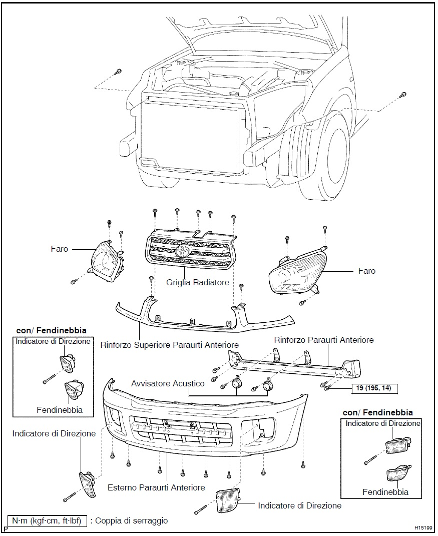 Service manual [Diagram Of Removing A Grill From A 2004