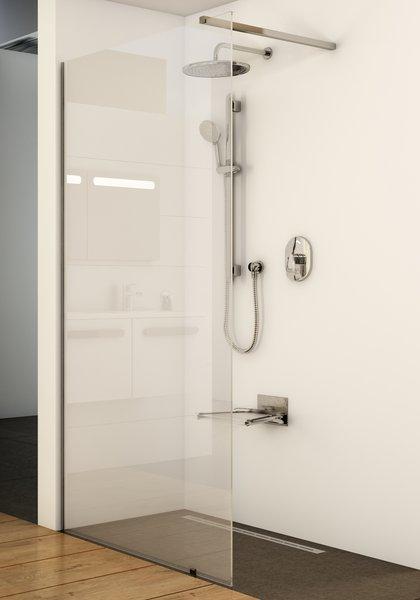 Walkin shower enclosure wall model  RAVAK as