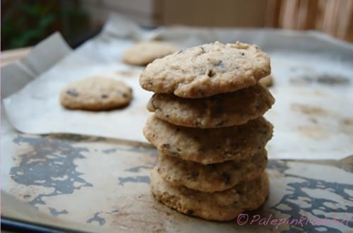 chocolate chunk cookies ricetta