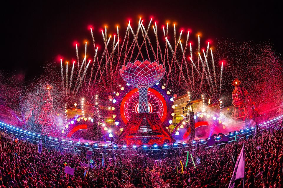 Live Wallpaper Fall Hd Edc Electric Daisy Carnival Is Coming To India This November