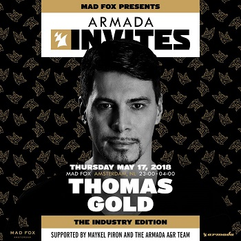 ARMADA MUSIC PARTNERS WITH MAD FOX FOR AMSTERDAM CLUB NIGHTS ile ilgili görsel sonucu