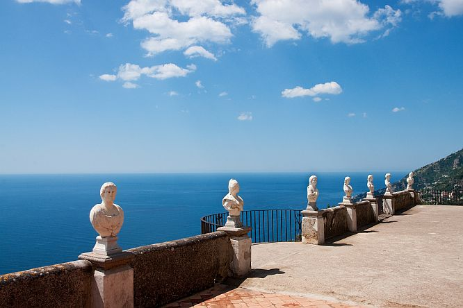 Legends and Lore  Ravello  Amalfi Coast Italy