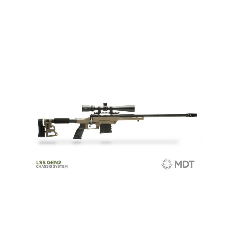 MDT LSS GEN2 CHASSIS SYSTEM Remington 700 Long Action