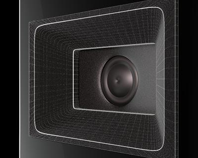 Raven Audio Speaker Waveguide