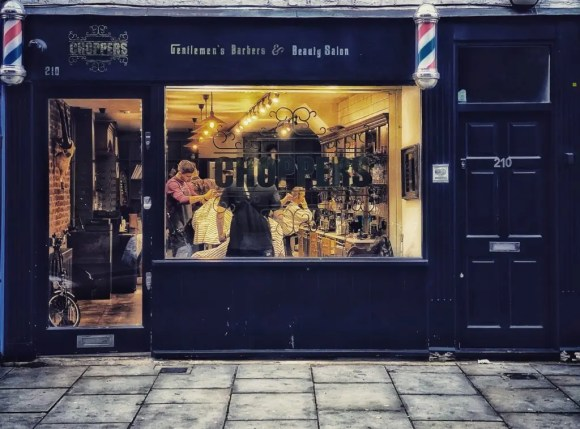 choppersbarbers.co.uk