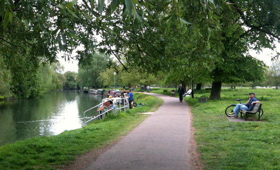 Stourbridge Common, Cambridge, UK