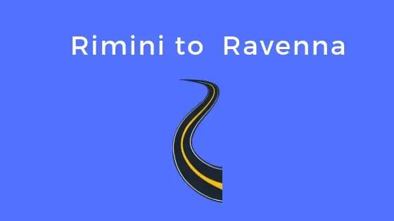 Rimini to Ravenna