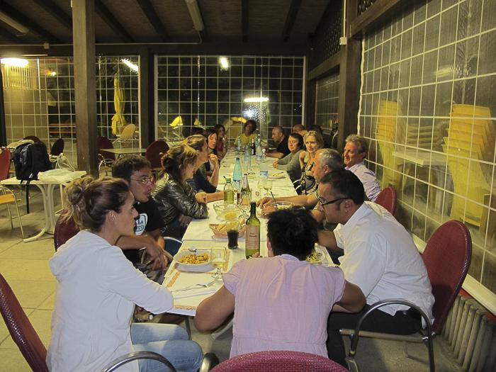 Ravenna Sub Scuola di Immersione CMAS  Me s c so na gran pastizira 2012