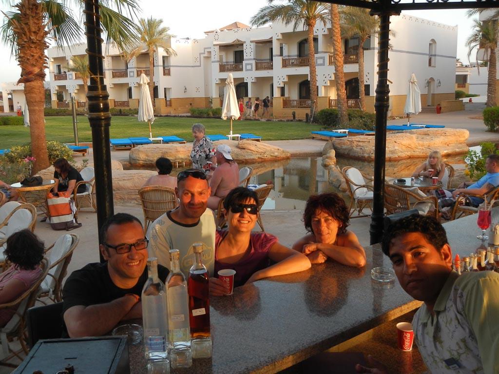Ravenna Sub Scuola di Immersione CMAS  Sharm El Sheik 2012
