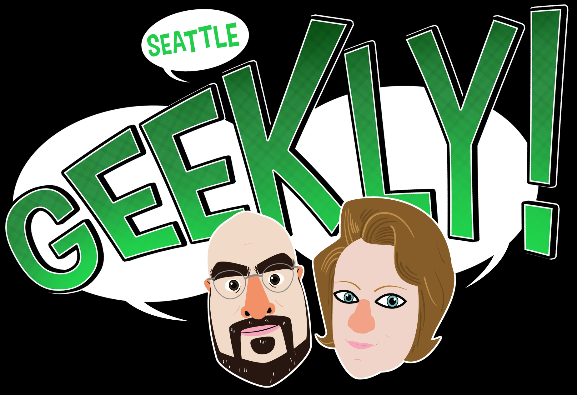 Logo for Seattle Geekly