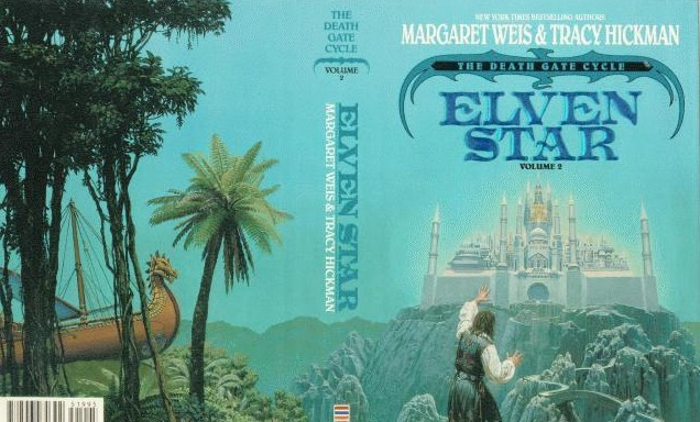Book Cover Throwback: Elven Star