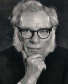 Author Isaac Asimov photo