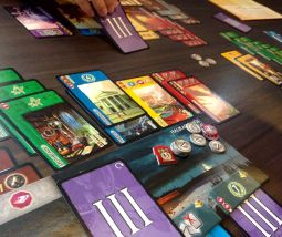 Monday Night Gaming: 7 Wonders Game