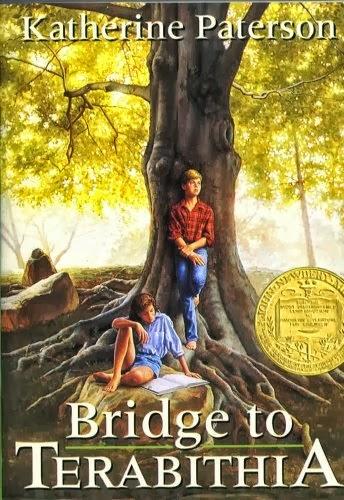 Book Cover Throwback: Bridge to Terabithia – Raven Oak