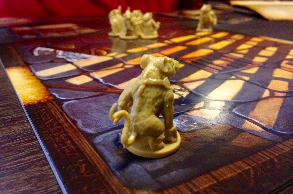 Monday Night Gaming: Mice & Mystics