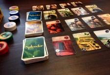 Monday Night Gaming: Splendor game
