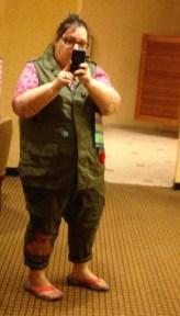 Me cosplaying as Kaylee