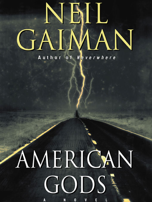 Throwback Thursday: American Gods by Neil Gaiman