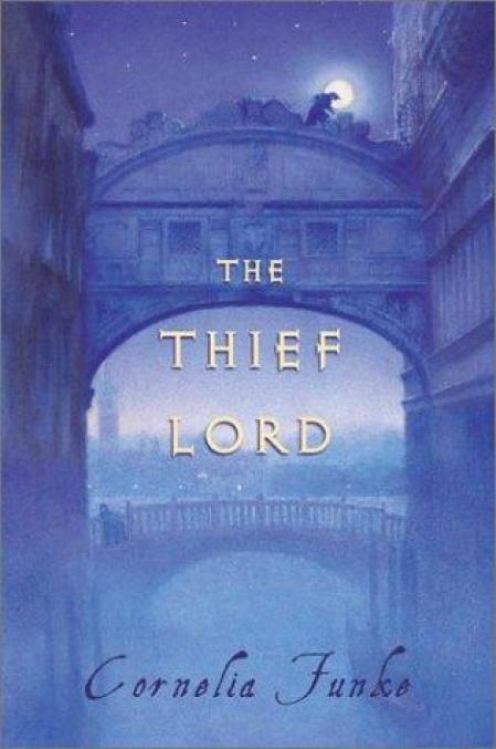 Throwback Thursday The Thief Lord Cornelia Funke