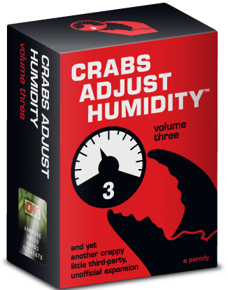 MNG: Crabs Adjust Humidity