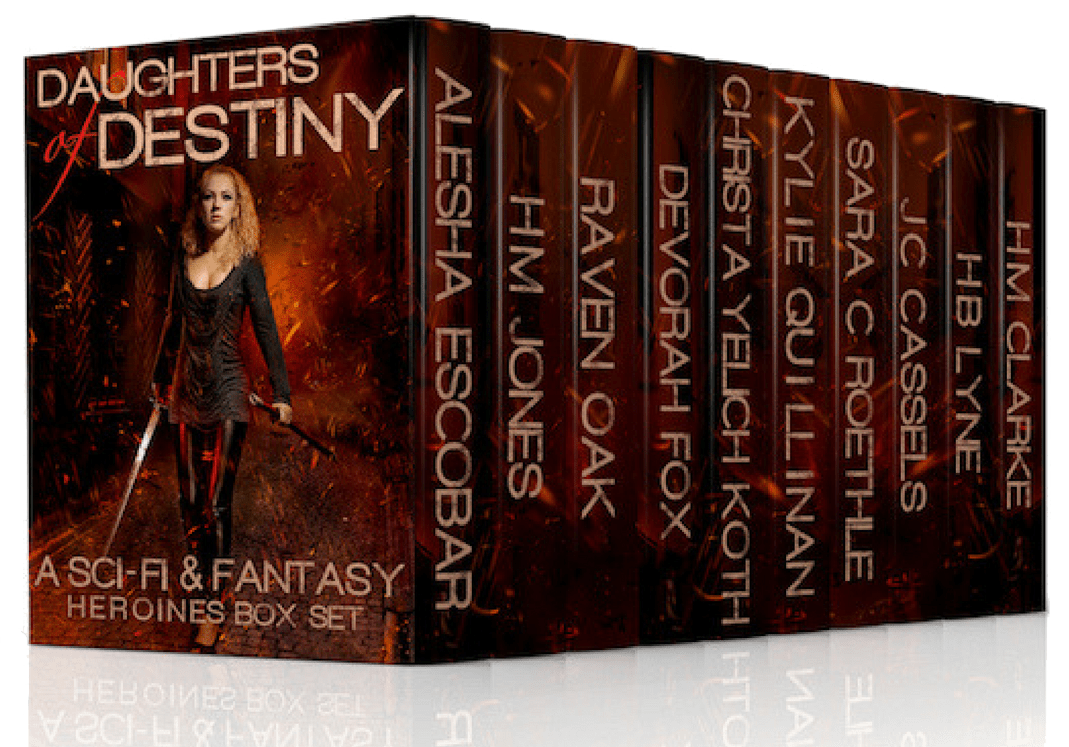 Daughters of Destiny Box Set