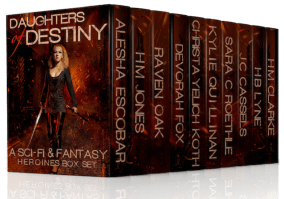 Daughters of Destiny Box Set