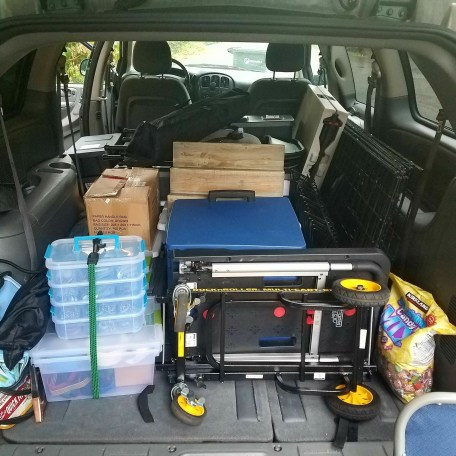 GGC 2017 Packed up