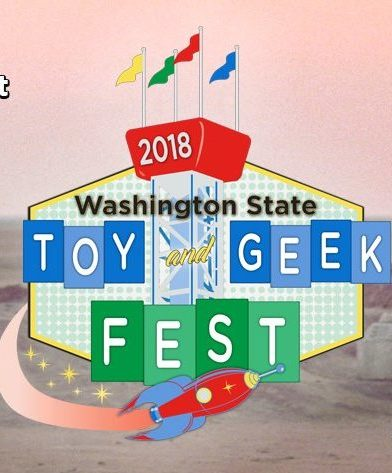WA State Toy & Geek Festival