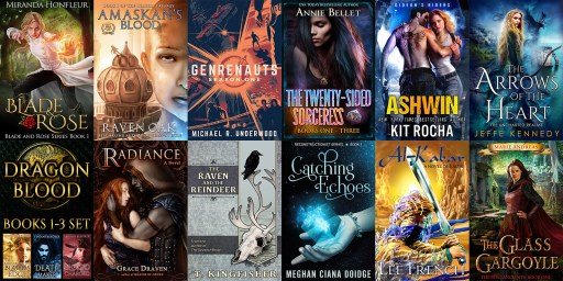 Available books in the bundle