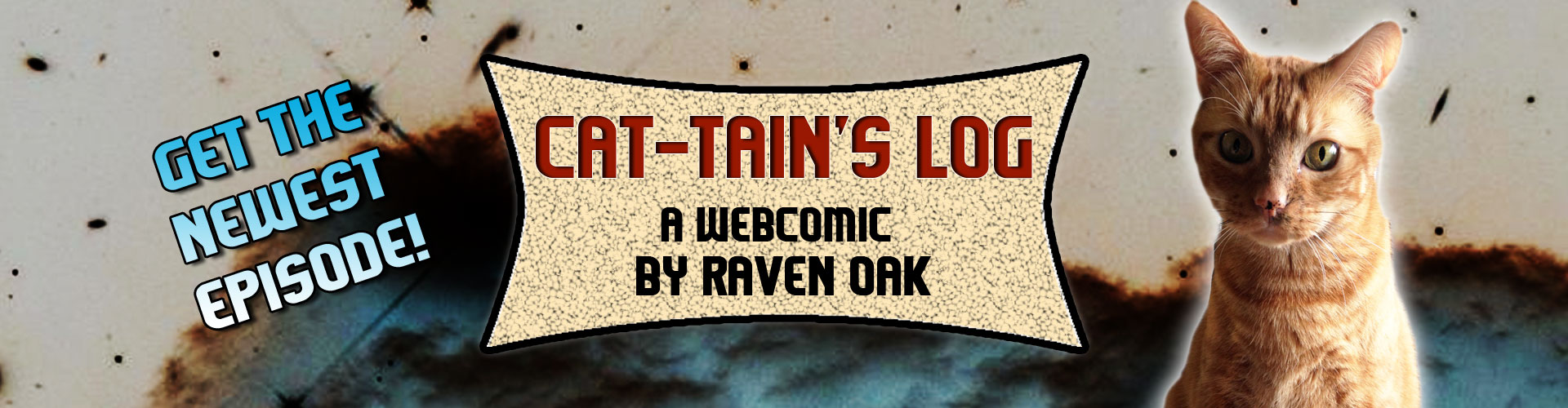 Cat-tain's Log: A Webcomic