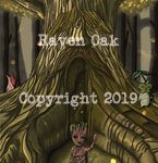 Deku Tree by Raven Oak