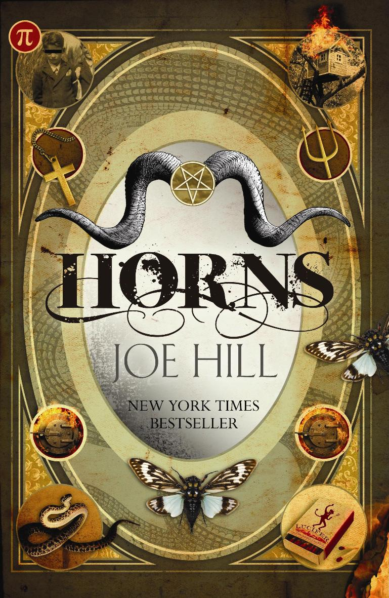 Image result for horns by joe hill