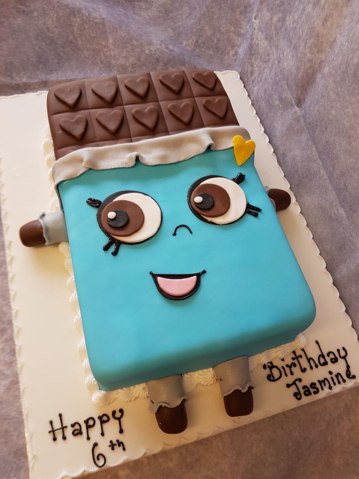 Shopkins Novelty Cake