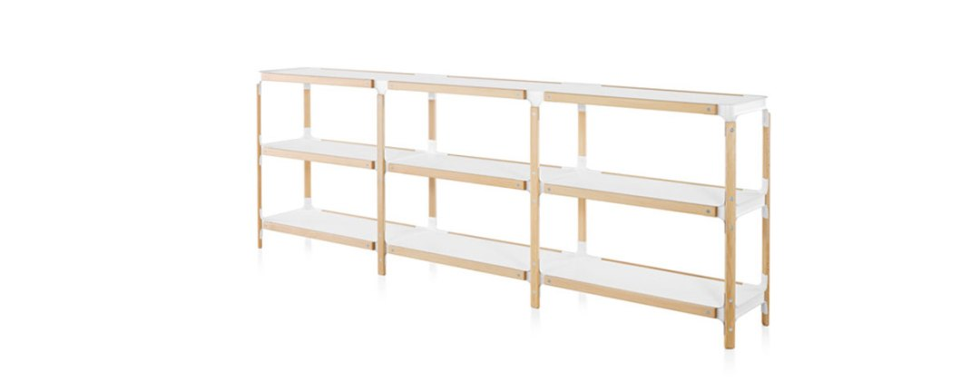 Magis Steelwood Shelving System