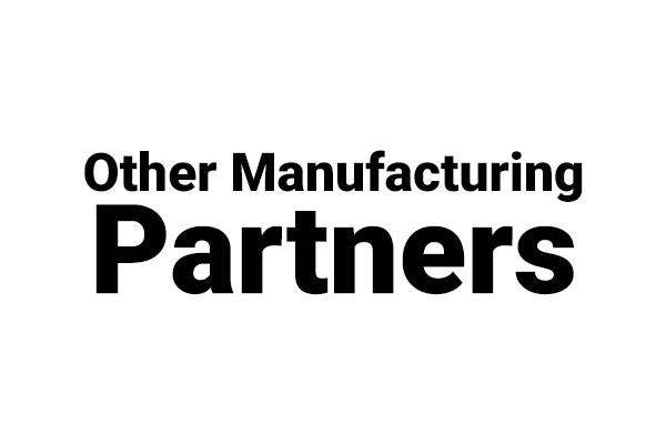 Other Manufacturing Partners
