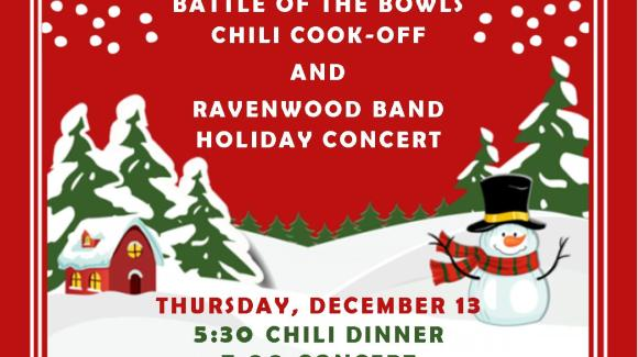 Battle of the Bowls Chili Cook-off and Holiday Concert