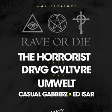 Rave the date : ROD at Nuits Fauves – October the 28th Paris
