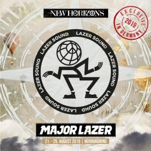 Major Lazer exklusiv beim New Horizons 2019
