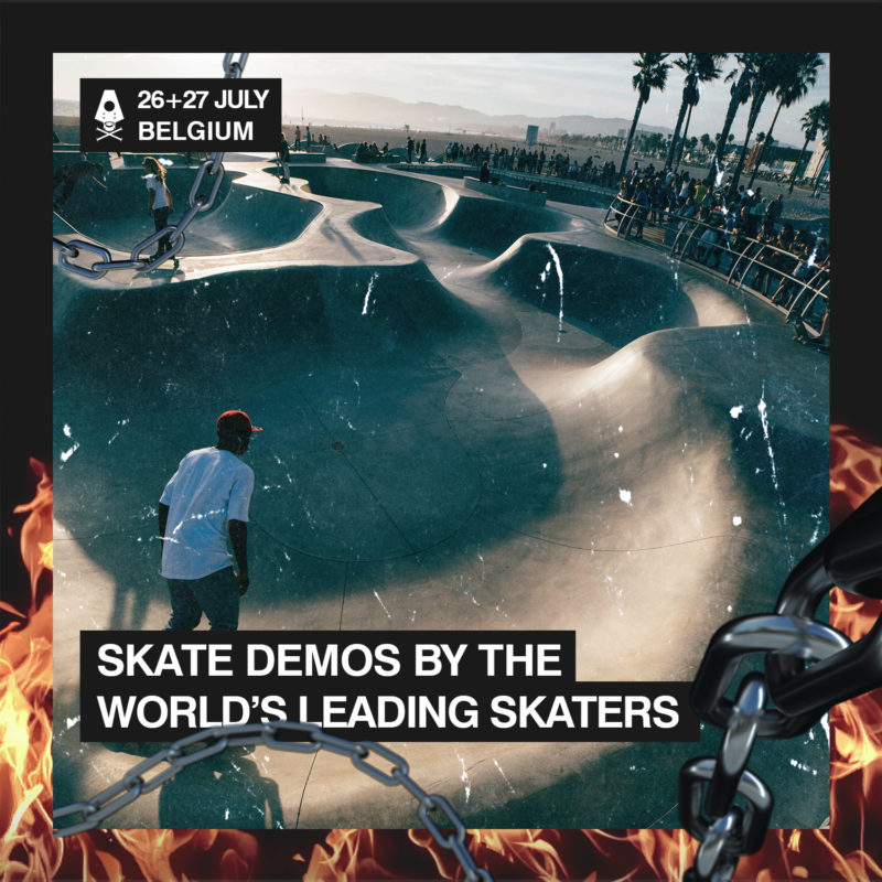 Rampage Open Air Skate Area