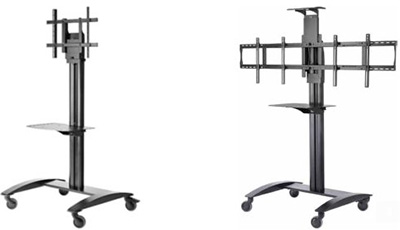 Peerless-AV Intros New SmartMount Carts and Stands Aimed