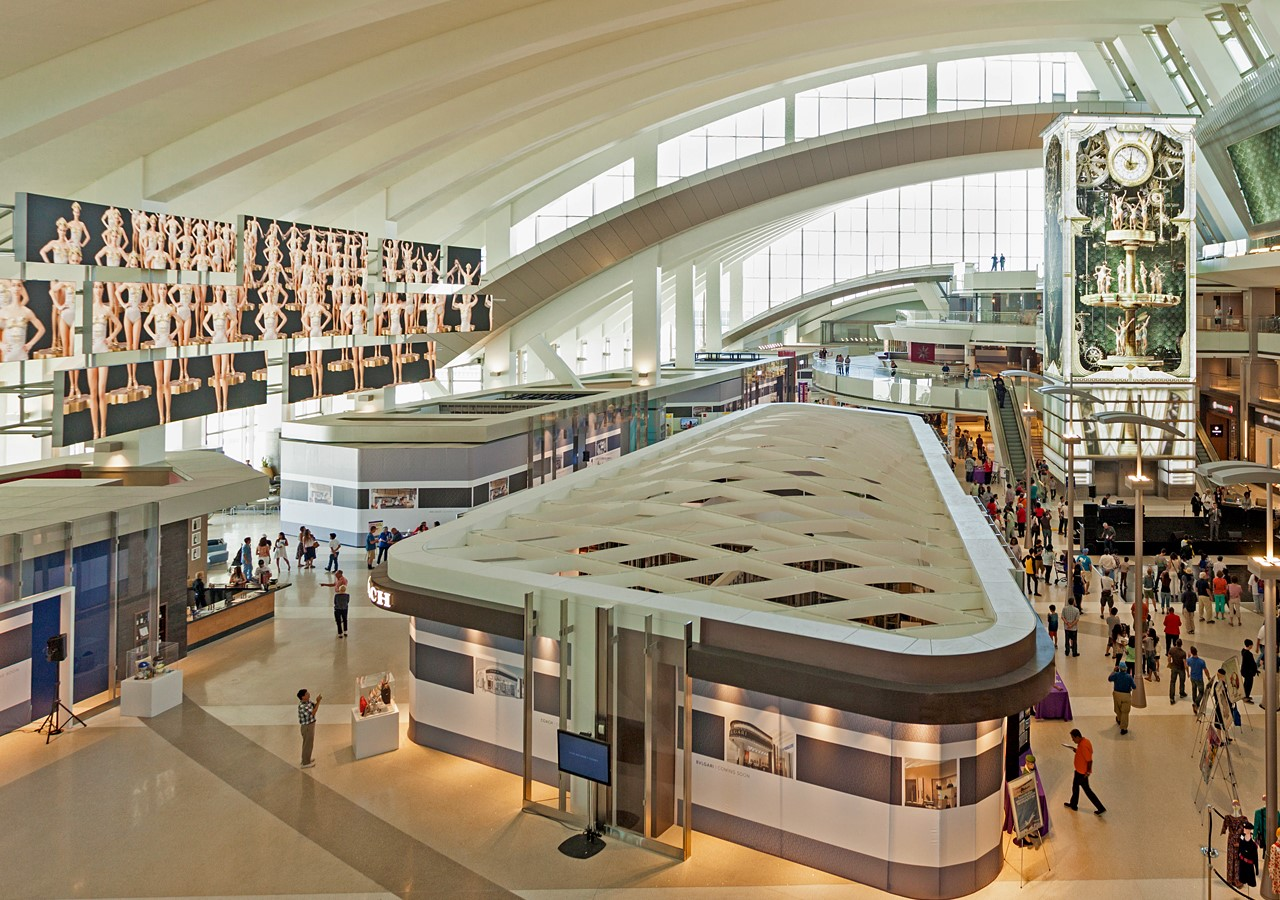 Top Five Unique Entertainment Innovations In Airport