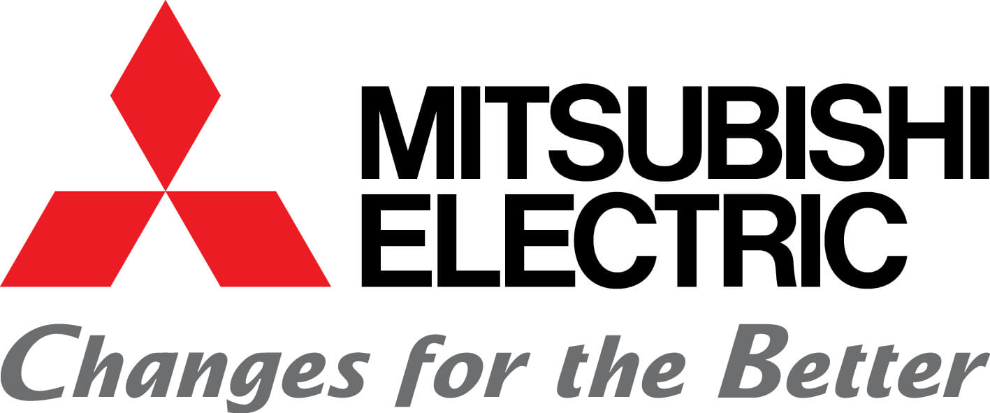 hight resolution of mitsubishi electric logo